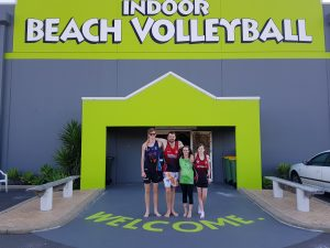 Business owners Brent and Narelle-Bunbury Indoor Beach Volleyball-08 9726 0200